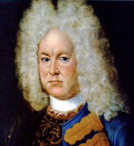 Боур Родион Христианович 1667 – 1717