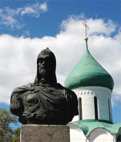 Александр Невский в Переяславле-Залесском
