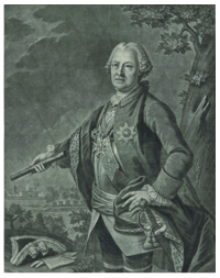 Граф Бурхард Кристоф фон Мюнних